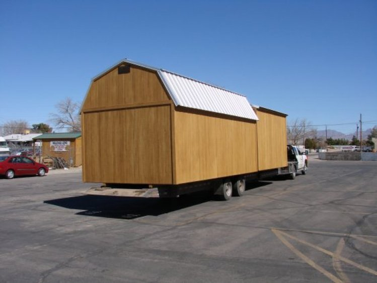 Weather King Portables : Painted sheds new mexico weatherking