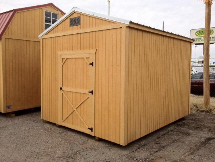 Weather King Sheds : Barn new mexico weatherking